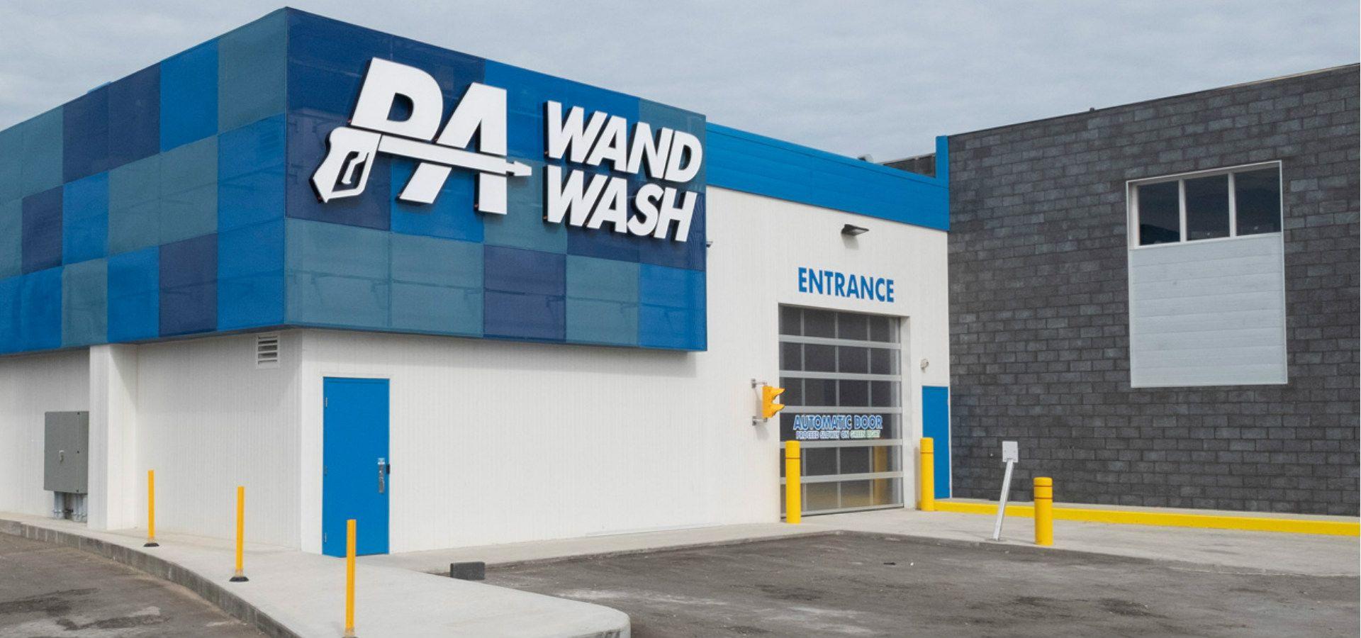 PA Wand Wash Offers Cutting Edge Service